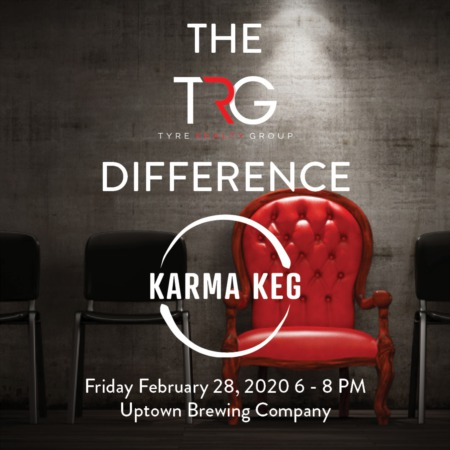 The TRG Difference: Karma Keg