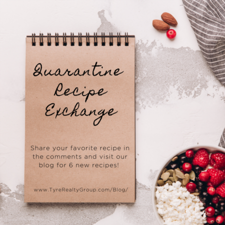Quarantine Recipe Exchange