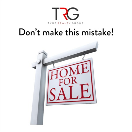 Don't Make This Mistake When Selling a Home