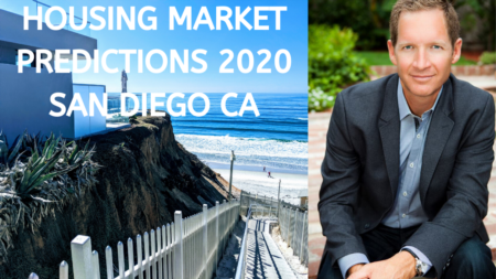Housing Market Predicitons 2020 - San Diego Real Estate