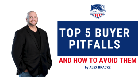 Top Five Buyer Pitfalls In Real Estate And How To Avoid Them