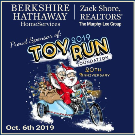 20th Anniversary Toy Run