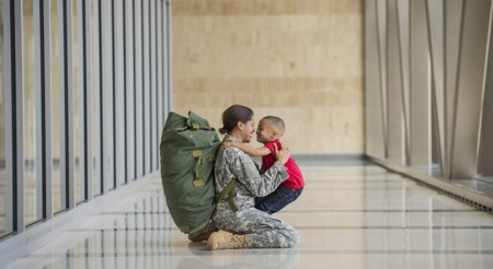 Portland Area Home Sales   VA Home Loans: Helping Heroes Find a Home
