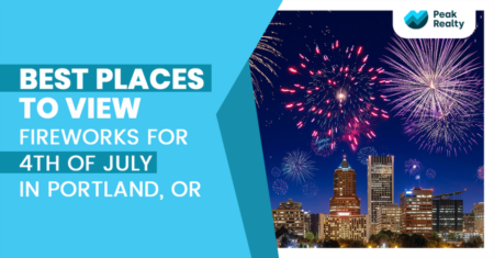 Best Places to View Fireworks for 4th of July in Portland, OR
