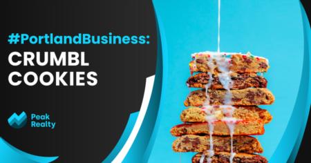 #PortlandBusiness: Crumbl Cookies