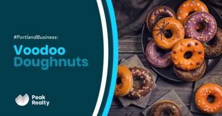 #PortlandBusiness: Voodoo Doughnuts