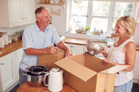 10 Tips for Downsizing