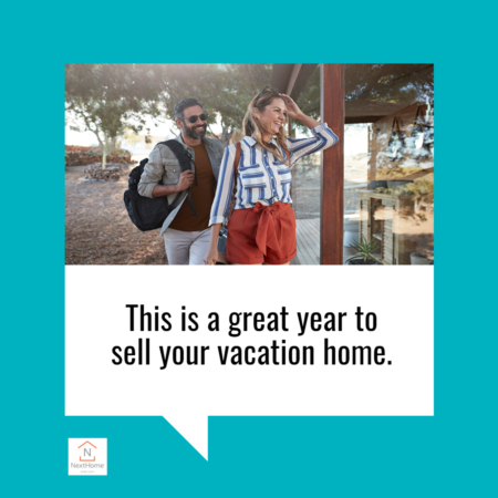 Why This Is a Great Year to Sell Your Vacation Home