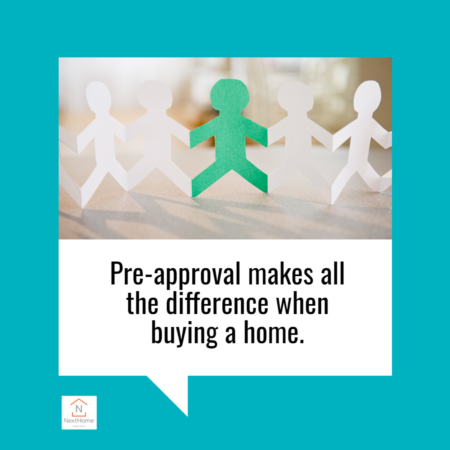 Pre-Approval Makes All the Difference When Buying a Home
