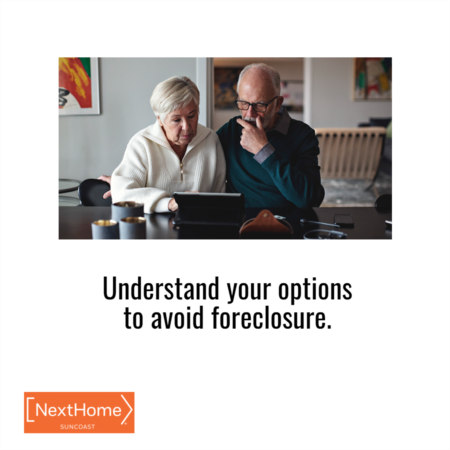 Understand Your Options To Avoid Foreclosure