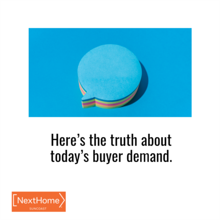 The Truth About Today's Buyer Demand