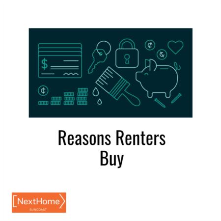 Reasons Renters Buy