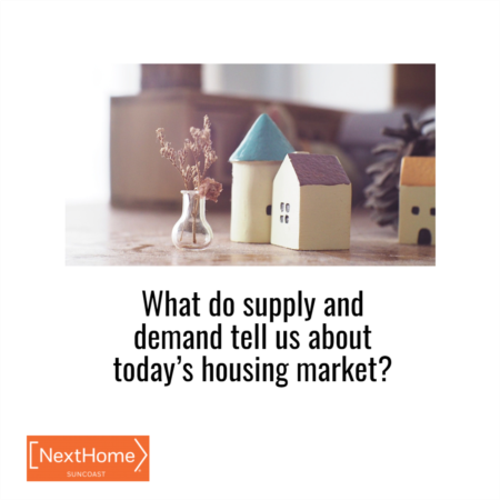 What Do Supply and Demand Tell Us About Today's Housing Market?