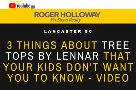 3 Things About Tree Tops by Lennar That Your Kids Don't Want You to Know - Video