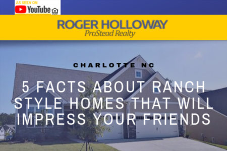 5 Facts about Ranch Style Homes that will Impress your Friends - Video