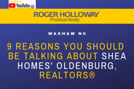 9 Reasons You Should be Talking About Shea Homes' Oldenburg, REALTORS® - Video