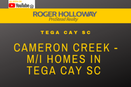 Cameron Creek - MI Homes in Tega Cay SC - Video
