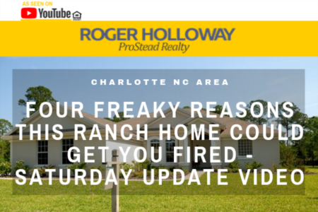 Four Freaky Reasons this Ranch Home Could Get You Fired - Saturday Update Video