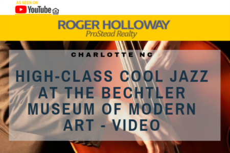High-Class Cool Jazz at the Bechtler Museum of Modern Art - Video