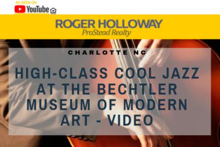 High-Class Cool Jazz at the Bechtler Museum of Modern Art - Video