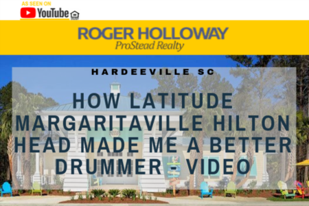 How Latitude Margaritaville Hilton Head Made Me a Better Drummer - Video