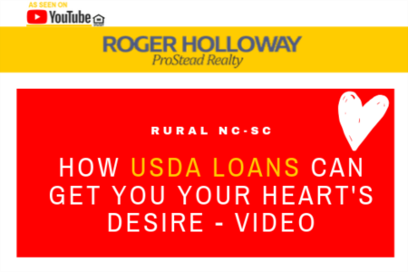 How USDA Loans Can Get You Your Heart's Desire - Video