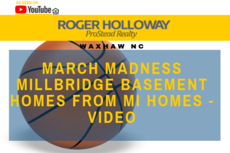 March Madness Millbridge Basement Homes from MI Homes - Video