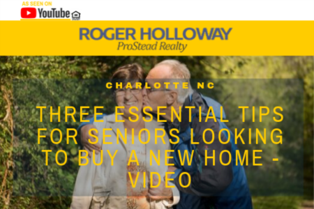 Three Essential Tips for Seniors Looking to Buy a New Home - Video