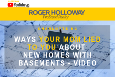 Ways Your Mom Lied to You About New Homes with Basements - Video