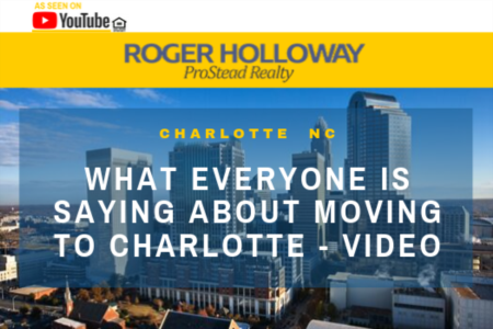 What Everyone is Saying About Moving to Charlotte - Video