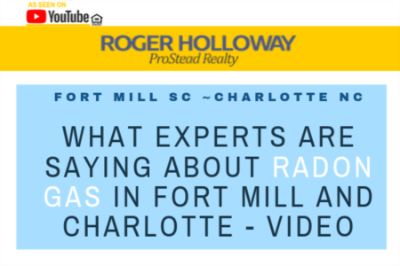 What Experts are Saying About Radon Gas in Fort Mill and Charlotte - Video