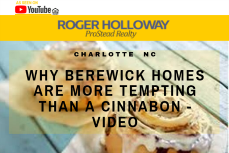 Why Berewick Homes are More Tempting than a Cinnabon - Video