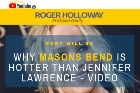 Why Masons Bend is Hotter Than Jennifer Lawrence - Video