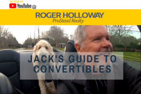 Jack the Real Estate Dog's Guide to Convertibles - Video