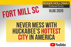 Never Mess With Huckabee's Hottest City In America [Fort Mill SC]