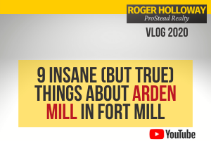 9 Insane (But True) Things About Arden Mill in Fort Mill - Video