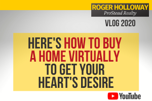Here's How to Buy a Home Virtually to Get Your Heart's Desire - Video