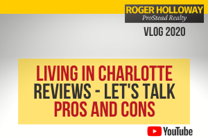 Living in Charlotte Reviews [Let's Talk Pros and Cons] - Video