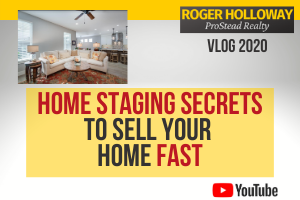 Home Staging Secrets to Sell Your Home Fast - Video