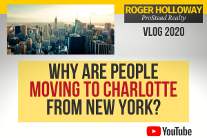 Why Are People Moving to Charlotte from New York - Video
