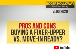Pros and Cons of Buying a Fixer-Upper vs. Move-In Ready - Video