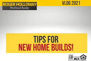 Tips For New Home Builds! Where's The Buyer Agent? - Video