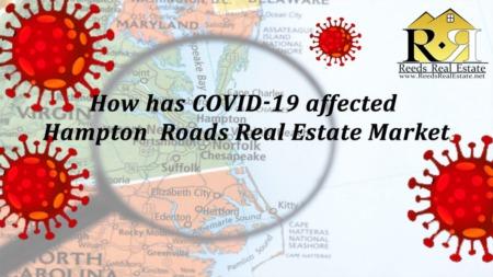How Has COVID-19 Affected Hampton Roads Real Estate Market?