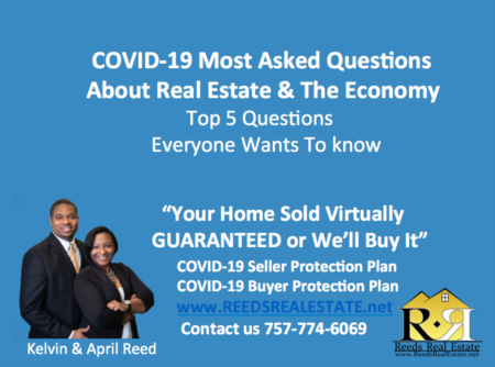 COVID-19 Most Asked Questions About Real Estate & The Economy