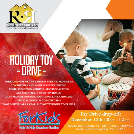Christmas Toy Drive for ForKids