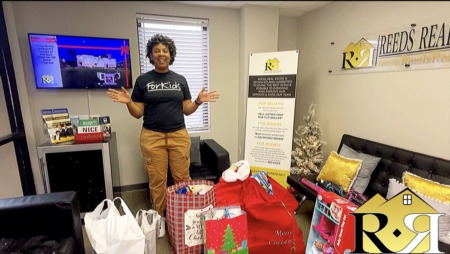 Reeds Real Estate Toy Drive