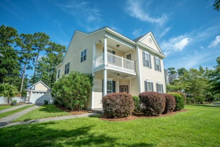 Just Listed 1837 Hubbell Drive Mt. Pleasant  in Park West!