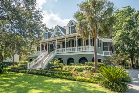 Just Listed in Grassy Creek Overlooking the Marsh!