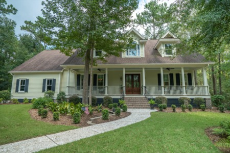 Beautiful Custom Built Single Story Home in Beresford Hall!