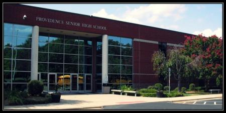 Rank of Charlotte-Mecklenburg Schools